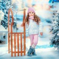 Снежный фотопроект :: Екатерина Домбругова