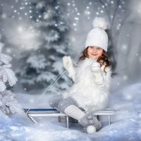 Зимушка-зима :: Юлия