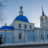 Сретенская церковь :: Сергей Цветков
