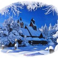Зимнее настроение :: Лидия (naum.lidiya)