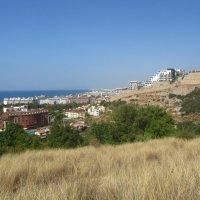 прибрежный пейзаж :: tgtyjdrf