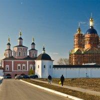 Дорога к храму :: Александр Березуцкий (nevant60)