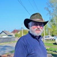 Человек в шляпе :: Владимир Постышев
