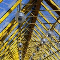 жёлтый мост :: Kate Sparrow