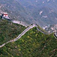 Прогулка по Великой китайской стене. :: Николай Карандашев