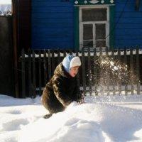 Зимняя забава :: Алина Цыбанова