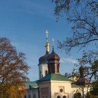 Свято-Троицкий Ионинский монастырь :: Андрей Нибылица