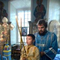 в первый раз всегда страшно :: Артём Фалин