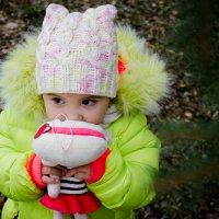 Любимая игрушка :: Алина Лисовская
