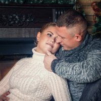 Зимняя сказка любви :: Ирина Демидова