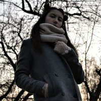 Зима :: Анна