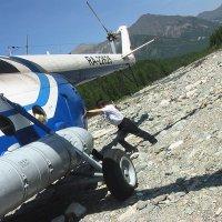 Помогите кто-нибудь, вертолёт застрял! :: Евгений Карский