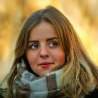 Осенний портрет :: Юрий Гординский