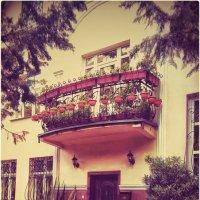 Симпатичный балкончик. :: Любовь