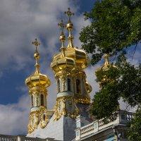 Церковь, Царское село :: Алексей Пономарчук