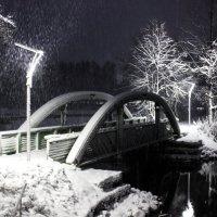 мостик на таборах :: Сергей Кочнев