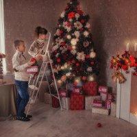 Новогоднее волшебство :: Наталья Кирсанова