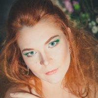 Портрет :: Евгения Комарова