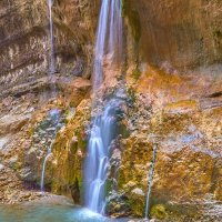 Чегемский водопад :: Николай Николенко