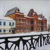 Снежный ноябрь... :: марк