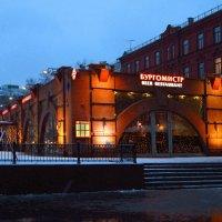 Москва в ожидании зимы :: Андрей Лукьянов