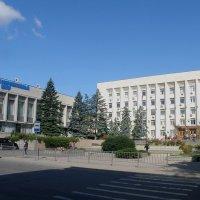 Горсовет и Администрация Симферополя :: Александр Рыжов