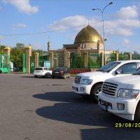 Мечеть на пл.Ордабасы.(Шымкент) :: Вячеслав Медведев