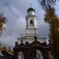 Православная церковь в Семёнове. :: Mary Коллар