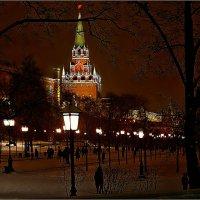 Московские фонари в интерьере Александровского сада :: Кай-8 (Ярослав) Забелин