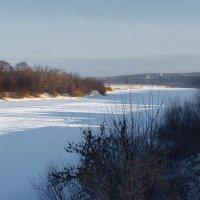 Готовится декабрь к морозному всевластью... :: Лесо-Вед (Баранов)