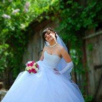 невеста :: tanya.nepomnyushchaya nepomnyushcha