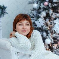 Белая и пушистая Лидусенька! :: Ольга Егорова