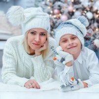 Белый новый год. :: Ольга Егорова