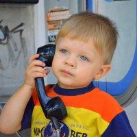 Позвони мне, позвони! :: Оля Богданович