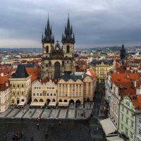 """Из серии """"Прага, вид сверху.."""" :: Виктор Льготин"""