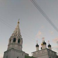 Храм в Спасопесковском пер. :: Аlexandr Guru-Zhurzh