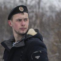 С Днём морской пехоты! :: Фёдор Куракин