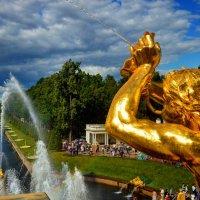 Another look at Peterhof :: Максим Лызлов