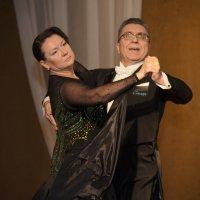 танго, но разные эмоции :: Ольга Русакова