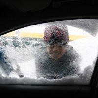 снег выпал :: Alexandr Shemetov