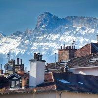 Альпы в Гренобле :: Наталия