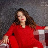 роковая красотка :: Юлия Дмитриева