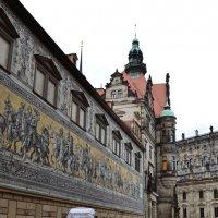 Прогулки по Дрездену :: Ольга