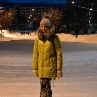 В парке вечером :: Света Кондрашова