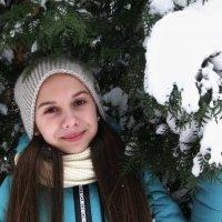 Снег :: Анна