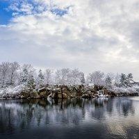 Первый снег. :: Slava Sh