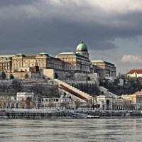 Будайская крепость :: Александр Сергеевич