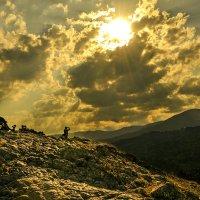 Закатный фотограф :: Александр Бойко