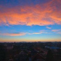 утро на селе :: Евгений Ромащенко