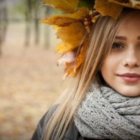 Осень :: Дарина Нагорна